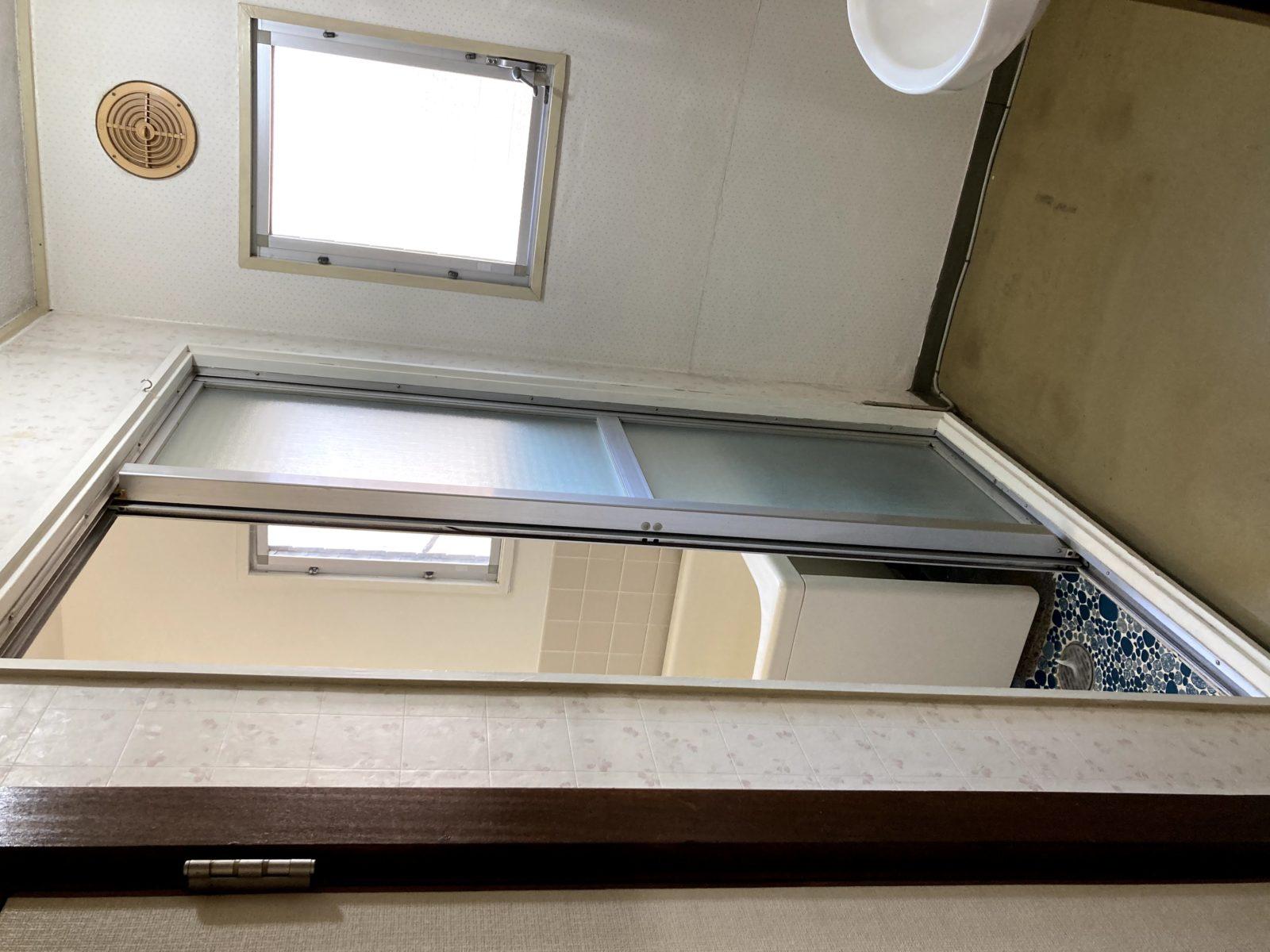 リノベ前浴室